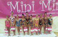Odlični rezultati porečkih ritmičarki na turniru u Ljubljani