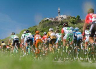 Profesionalna biciklistička ekipa Israel Cycling Academy službeni partner manifestacije Istria300