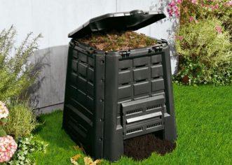 Od ponedjeljka , 2. prosinca Usluga Poreč počinje sa podjelom kompostera