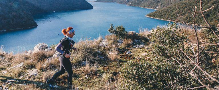 Lim Bay Challenge Sunny Winter Trail (1)