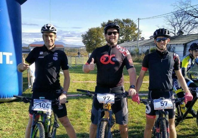 Biciklistički klub Poreč nastupio u Ježenju u sklopu Giant MTB zimske lige Istre i Kvarnera