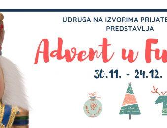 """Advent u Funtani počinje u subotu, 30. studenog u organizaciji Udruge """"Na izvorima prijateljstva"""""""