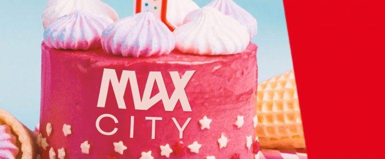 cestitka max city 1 godina