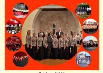 U subotu, 23.11.2019. u sali DOM proslava 10 godina djelovanja VES Nigrignanum ZT Labinci