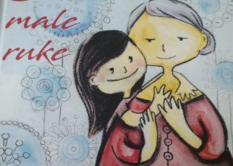 Predstavljanje slikovnice Dvi male ruke u četvrtak, 14. studenog u Gradskoj knjižnici
