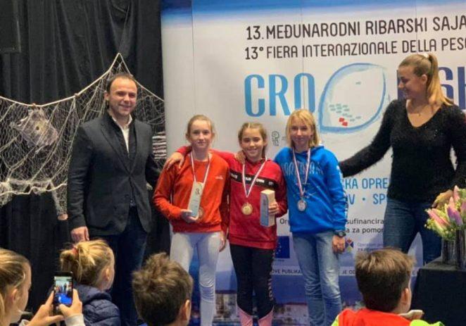 Pulski jedriličari dominantni na Prvenstvu Hrvatske u Poreču, Nika Fornažar iz Horizonta osvojila broncu !