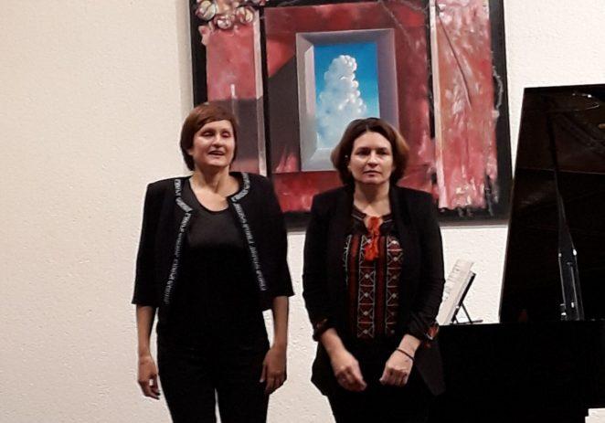 Pijanistički duo sestara Martine i Terezije Cukrov oduševio publiku