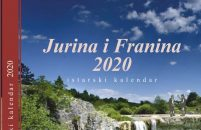 Kalendar Jurina i Franina za 2020. godinu iz tiska izlazi sredinom prosinca