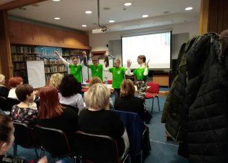 Dječji forum Društva naša djeca Poreč gostovao u Zagrebu