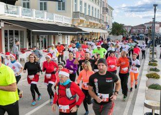 Humanitarnu Adventsku utrku Poreč otrčalo 200 trkača