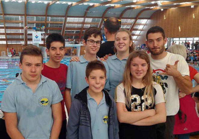 Medalje za plivače Plivačkog kluba Poreč !