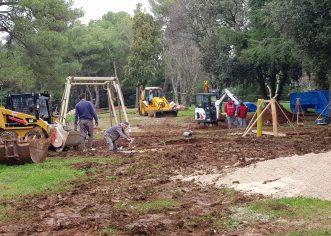 Uskoro nova igrala i uređen okoliš na dječjem igralištu kod Gradskog kupališta