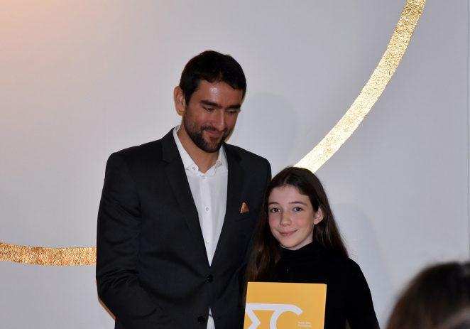 Učenica Umjetničke škole Poreč Hana Gubić dobitnica stipendije Zaklade Marin Čilić