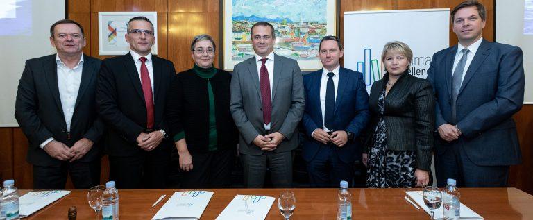 Darko Prebežac, Robert Zenzerović, Maja Fredotović, Jurica Pavičić, Željko Kukurin, Dora Smolčić Jurdana, Vatroslav Škare