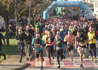 Sjajno peto izdanje umaške humanitarne utrke Ho! Ho! Ho! Run