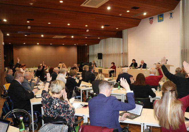 Skupština  usvojila Proračun Istarske županije za 2020.