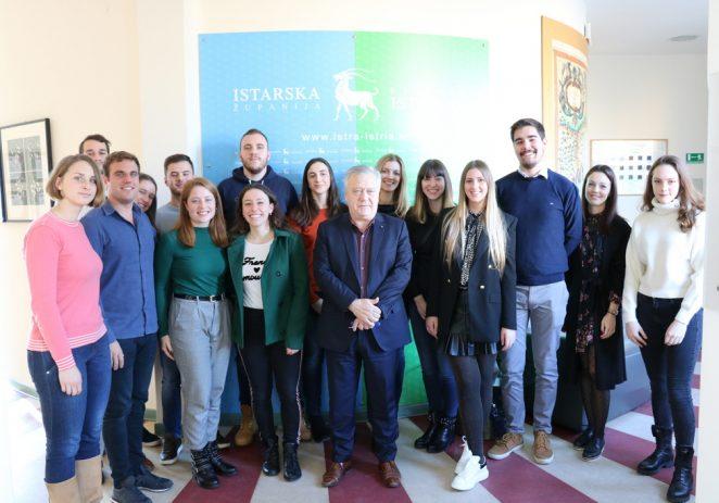 Istarska županija dodijelila 20 studentskih stipendija za deficitarna zanimanja u zdravstvu