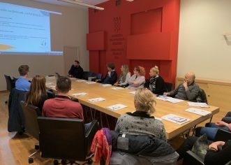 U HGK – Županijskoj komori Pula predstavljene mogućnosti prekograničnog programa razmjene Erasmus