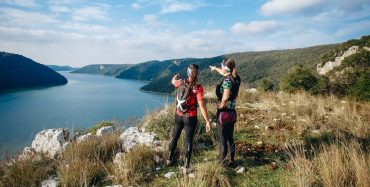Lim Bay Challenge Sunny Winter Trail utrka i druga hrvatska outdoor konvencija okupile preko 250 sudionika i ljubitelja outdoora