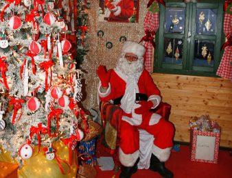 Božićna bajka u Parku prirode Učka od 12 . do 15. prosinca