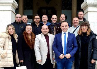 Održan prijem za nove predsjednike i članove vijeća mjesnih odbora Poreča