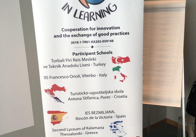 """TUŠ Antona Štifanića domaćin Erasmus+ projektu """"Učenje bez granica za sve učenike"""""""