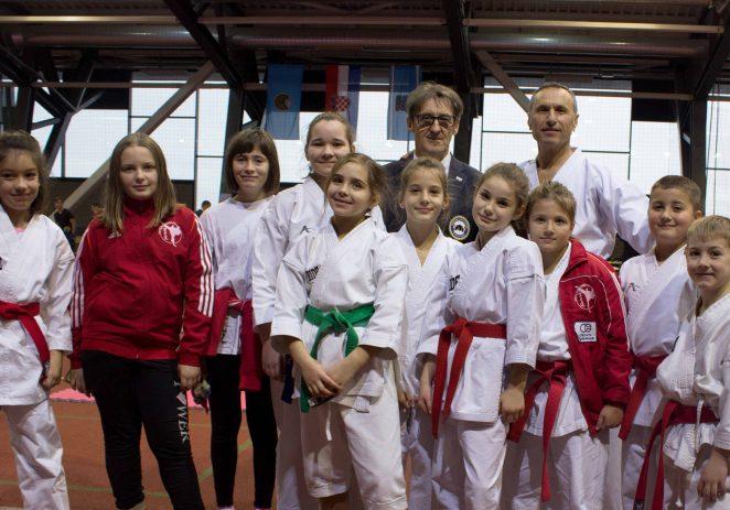 Karate klub Finida međužupanijski prvak u katama i ukupni viceprvak