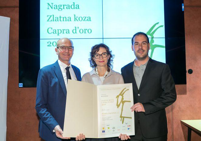Plava Laguna Croatia Open Umag nagrađen priznanjem Zlatna koza – Capra d'oro