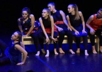 Učenice osnovne plesne škole Umjetničke škole Poreč nastupile na daCi Festivalu malih plesnih formi
