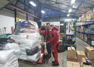 Plava Laguna se pridružila akciji prikupljanja pomoći za albansko stanovništvo