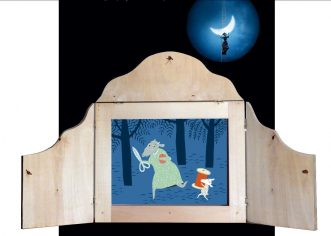 Malo putujuće kazalište – kamishibai predstave za male i velike u utorak, 17. prosinca u Gradskoj knjižnici