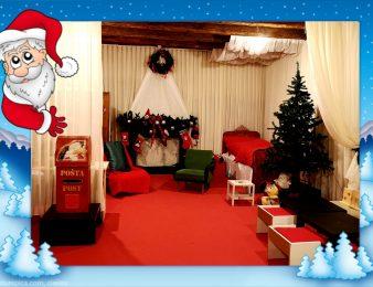 Kuća Djeda Mraza u Kašteliru otvara svoja vrata u četvrtak 5.12.2019.