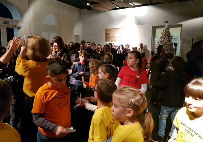 U Poreču otvorena dječja izložba BOJE IZBORA