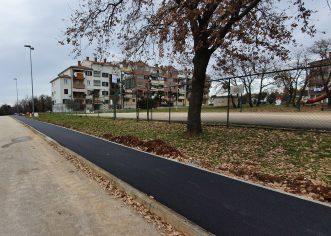 Asfaltiranja i nova javna rasvjeta u naseljima Mali Maj i Čimižin