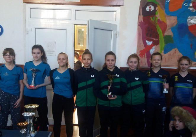 Stolnoteniski klub Vrsar nakon kratke pauze i priprema nastavlja s natjecanjima