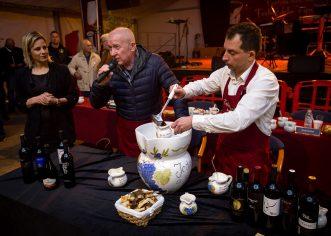 Sinoć je uz glazbu i zabavu završen 7. Festival istarske supe  u Rovinjskom Selu