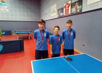 Mladi stolnotenisači Tara osvojili čak 5 medalja na Otvorenom turniru Istarske županije
