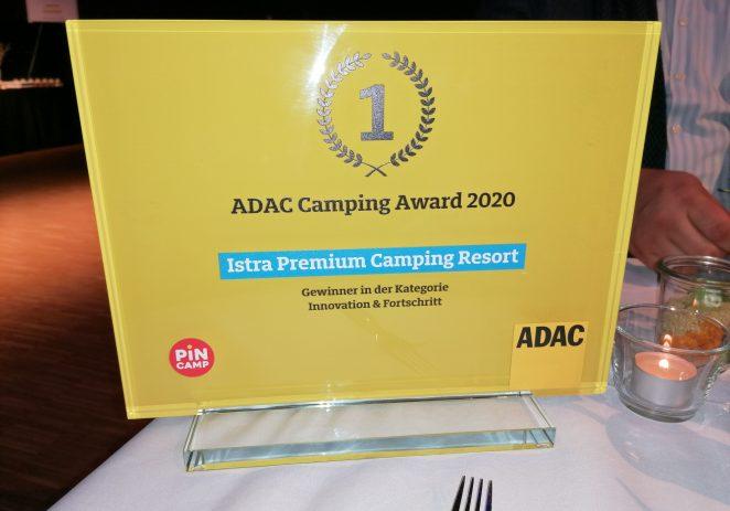 Prestižna oznaka ADAC Superplatz 2020 za čak četiri Valamarova kamping ljetovališta