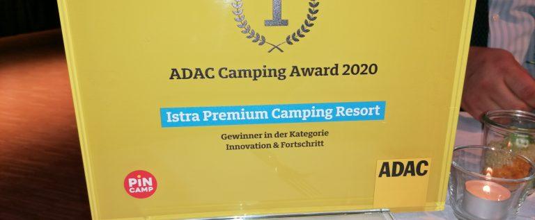 ADAC Camping Award 2020