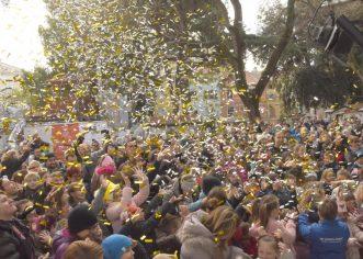 Sjajna atmosfera u Poreču posljednjeg dana stare godine
