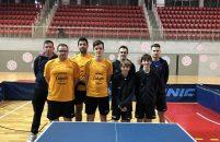 Stolnoteniski klub Jadran Poreč otvorio zimsko-proljetni dio natjecanja porazom