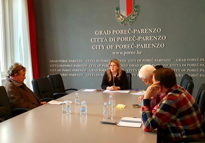 U Gradu Poreču održan sastanak s udrugama u poljoprivredi