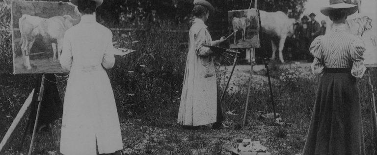 Umjetnice početkom 20. st.