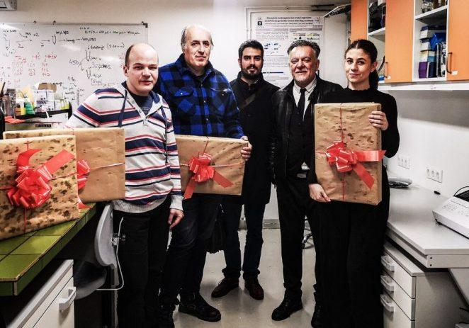 """Osječka tvrtka SPIN Znanstveno edukacijskom centru Višnjan darovali računala: """"Nadamo se da su među njima naše buduće kolege"""""""