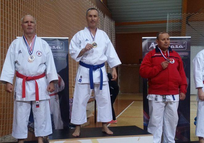Amiru Rešidoviću iz Karate kluba Finida dvije medalje u Nedelišću