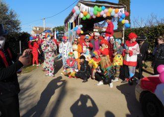 Porečke maškare u nedjelju slave u Novoj Vasi i Červar Portu, šentenca pustu u utorak