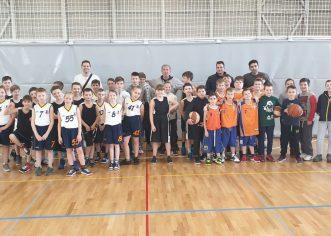 Košarkaški klub Poreč u subotu ugostio 1. Minibasket turnir Prvenstva Istre
