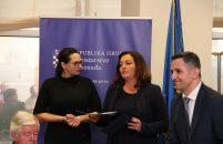 Pučkom otvorenom učilištu Poreč dodijeljena zahvalnica za uspješnu suradnju s probacijskim uredima