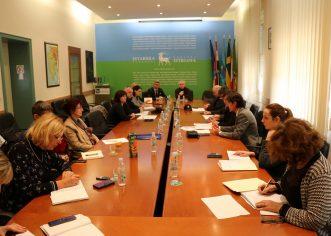 Održana sjednica Kriznog stožera Istarske županije za Koronavirus
