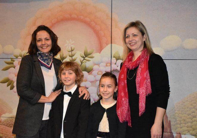 """Porečki klaviristi donijeli nagrade s Međunarodnog natjecanja učenika osnovnih glazbenih škola """"Mladi Padovec"""""""